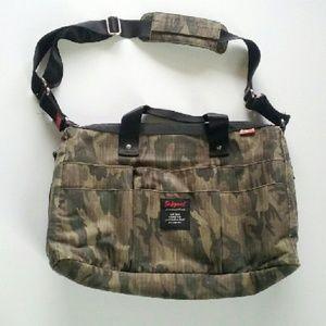 Babymel Handbags - Babymel Tool Bag diaper bag