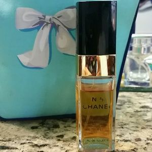 Chanel Nro.5 eau the toilette