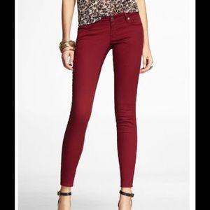 red express jean leggings on Poshmark