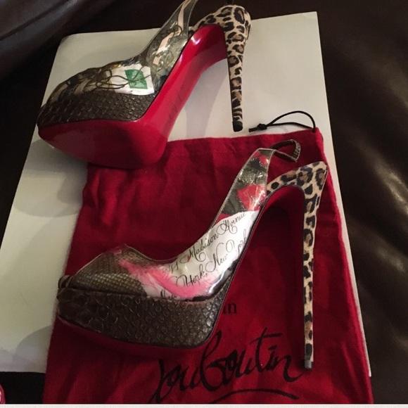 a9c20d607b3 Christian Louboutin Shoes - NEW C Louboutin