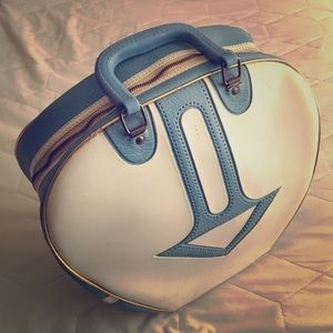 Vintage 1960s Bowling Bag