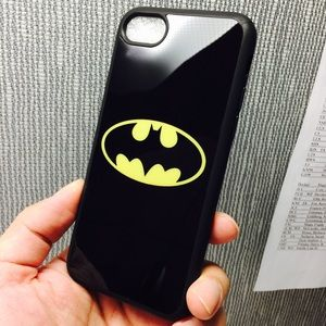 Cute iPhone 7 Batman shock defense case