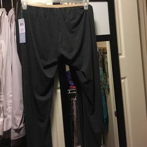 Motherhood Pants - NWT maternity leggings - gray
