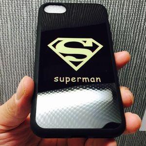Cute iPhone 7 Superman shock defense case