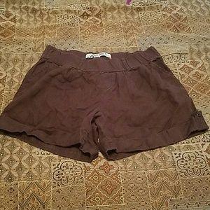 Maternity Shorts 100% Linen xl
