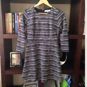 fd8c9566ad LOFT Dresses - NWT Loft 3 4 Sleeve Tweed Interview Dress Size 0