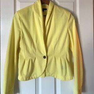 Papaya Jackets & Blazers - Yellow Blazer