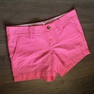 """Lilly Pulitzer 5"""" Callahan shorts"""