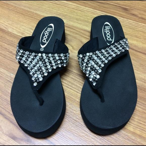 3db4c1c069405d lilypad Shoes - lilypad size 10 Flip Flop