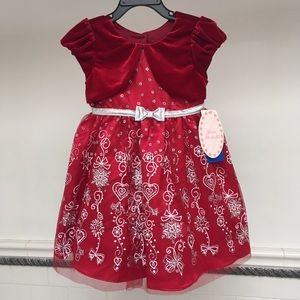 Jona Michelle Other - Adorable Toddler Holiday Dress