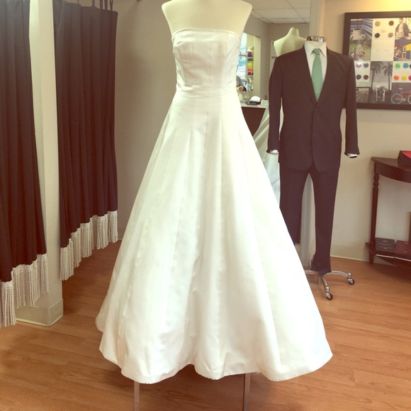Alfred Sung Dresses | Wedding Gown | Poshmark