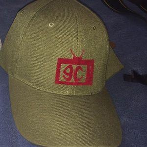 90s crew adjustable hat