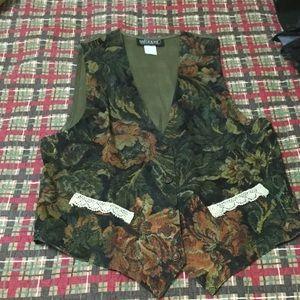 Classy Wrapper Brand Vest