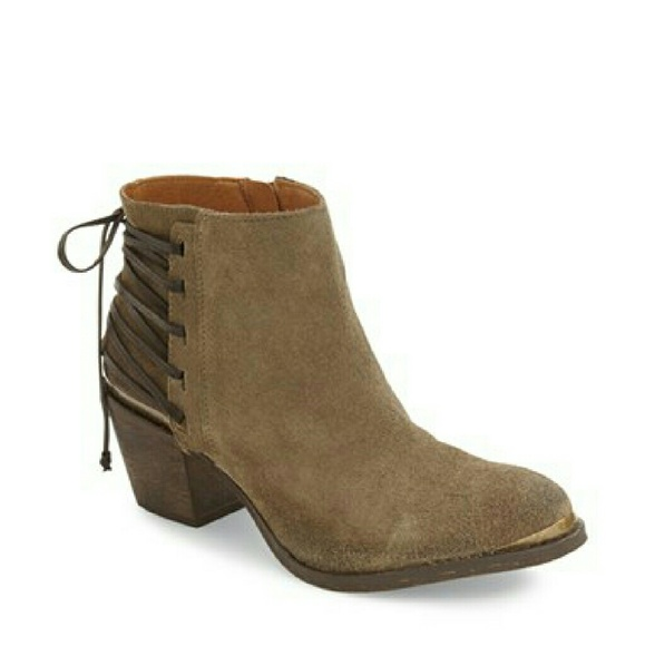 Klub Nico Suede Boots