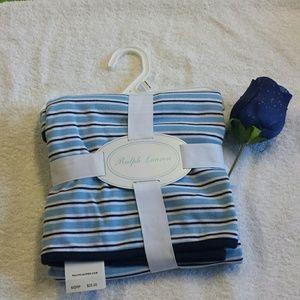 Ralph Lauren  baby blanket  one size
