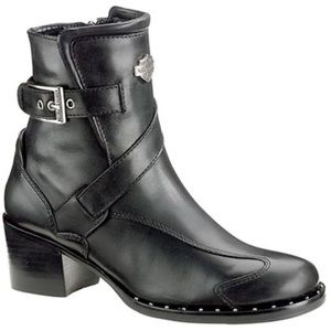 Harley-Davidson Shoes - Genuine Harley-Davidson Ladies Boots