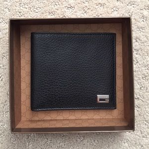 Gucci Other - 💯 Authentic Mens Gucci Wallet