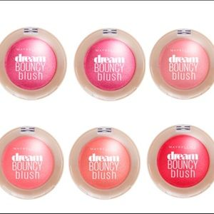 Maybelline Other - Maybelline Dream Bouncy Blush Set