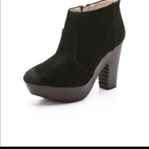 Matt Bernson Shoes - Matt bernson Dylan suede booties