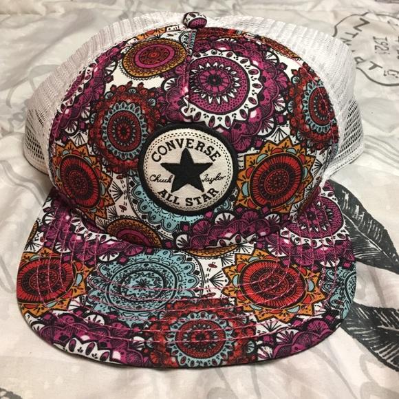 c025fab80e9 Converse Accessories - Snapback Converse All Star hat