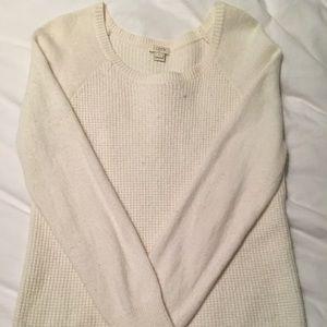 J Crew Factory Sweater