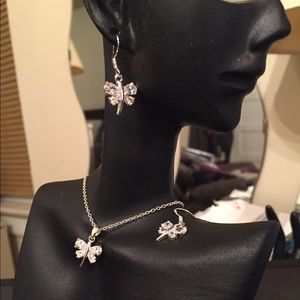 Jewelry - 925 sterling silver set
