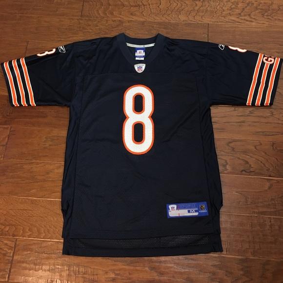 c6c41bc973d Reebok Shirts   Nfl Chicago Bears 8 Rex Grossman Jersey Medium ...