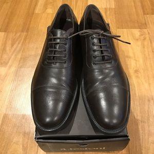a. testoni Other - A. Testoni Men's Shoe Dark Brown Size 9.5
