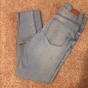 ⚡️FLASH SALE⚡️BDG High Rise Skinny Jeans