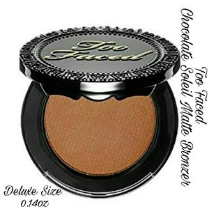 Too Faced Other - TOO FACED Chocolate Soleil Matte Bronzer DELUXE