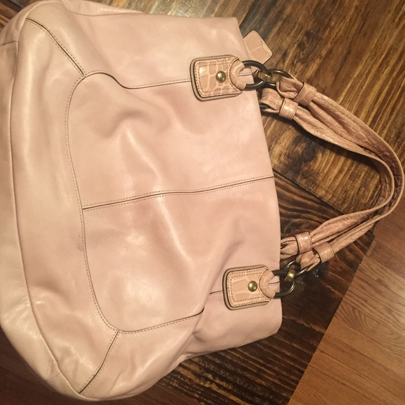 Coach Bags - New LOW Price - Today Only! Blush Coach Purse