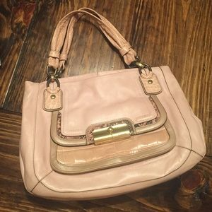 Coach Handbags - New LOW Price - Today Only! Blush Coach Purse