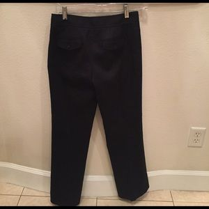 Ann Taylor Black Margo Pants
