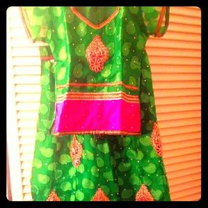 Other - Bollywood kids party Lehenga Choli/ Indian outfit.