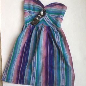 Roxy Dresses & Skirts - ROXY strapless dress. Size XS