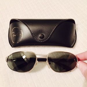 Ray-Ban Accessories - Ray-Ban Sunglasses RB3107 W3164