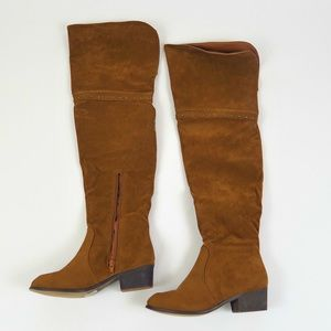 Yoki Shoes - Over the knee boots