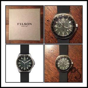 Filson Other - FILSON Journeyman Quartz Watch! Made in USA! 🇺🇸