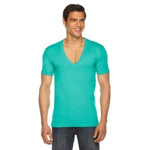 American Apparel Other - American Apparel deep V-neck (mint)