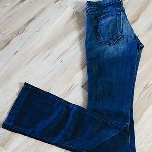 James Jeans Denim - James Jeans Wide Leg Jeans