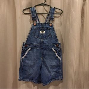 Osh Kosh Other - Girls 4T Oshkosh overall shorts