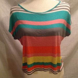 One Clothing  Tops - Women's striped top