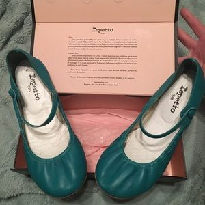 Repetto Shoes - Repetto Paris Mary Jane Ballet flats