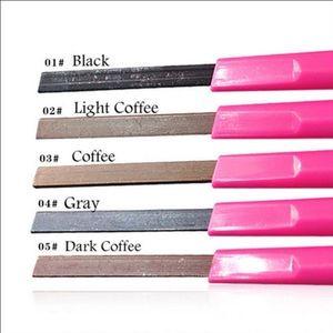 Other - Natural Waterproof Shadow Eyebrow Pencil