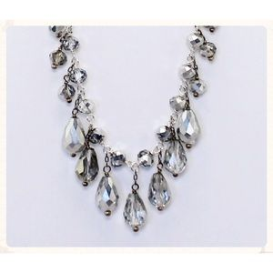 Chan Luu Jewelry - Chan Luu Crystal Briolette necklace and earrings