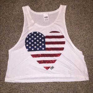 Pink Fourth Of July Shirt - Greek T Shirts