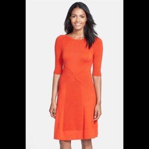 Vince Camuto Orange Dress
