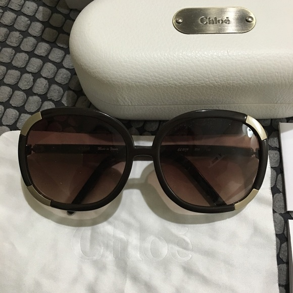ac1c2dd537b Chloe Accessories - Authentic Chloe CL 2119 Sunglasses