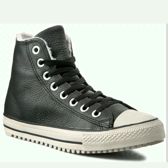 07f49114b61c Converse Chuck Taylor Leather Winter Boot Shoe