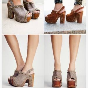 "ISO!!! ""Baroque""Free People X Jeffrey Campbell"